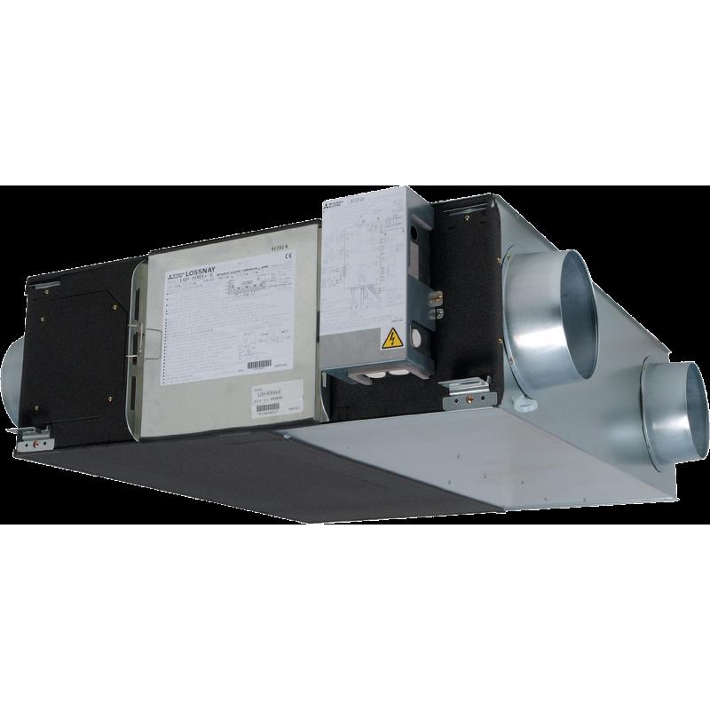 Mitsubishi Electric Lossnay LGH-100RVX-E приточно-вытяжная вентиляционная установка