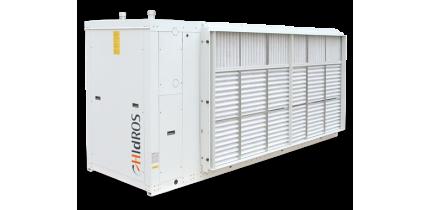 Hidros SRH 1100 осушитель воздуха для бассейнов