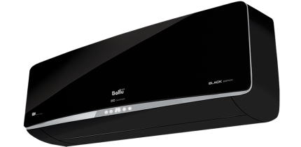 BALLU DC-Platinum Black Edition BSPI-10HN1/BL/EU сплит-система инверторная