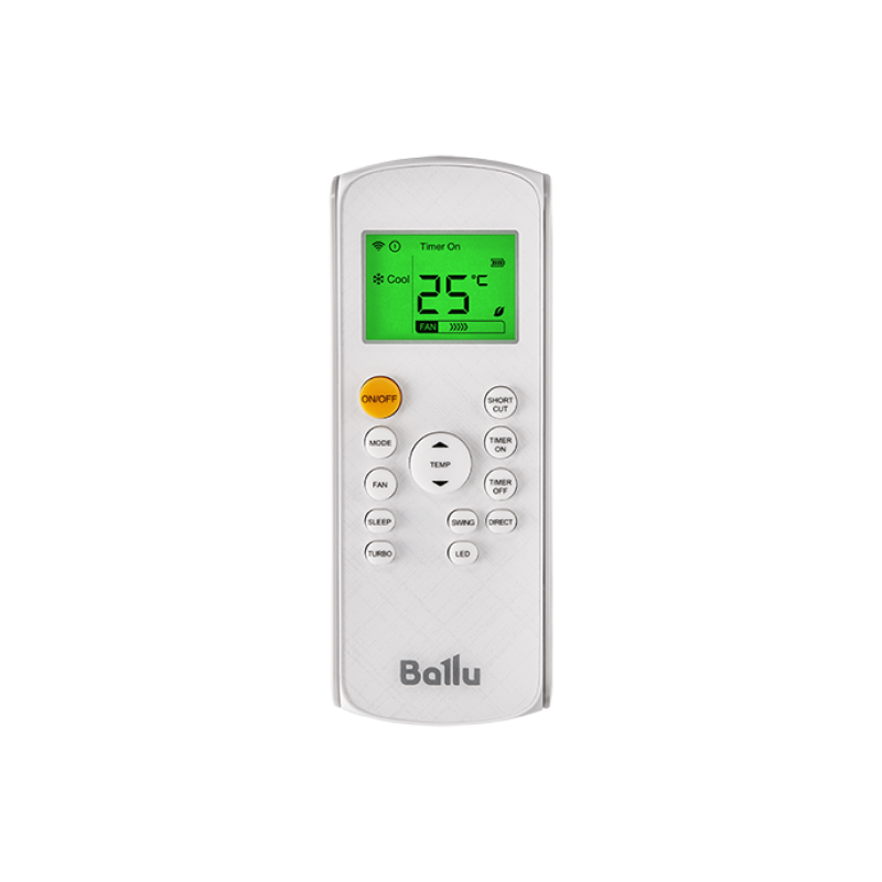 BALLU Lagoon DC inverter BSDI-12HN1 сплит-система инверторная