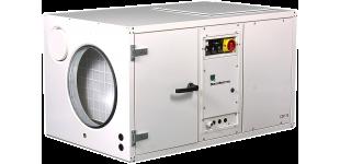 Dantherm CDP 125 осушитель воздуха канальный  водоохлаждаемым конденсатором