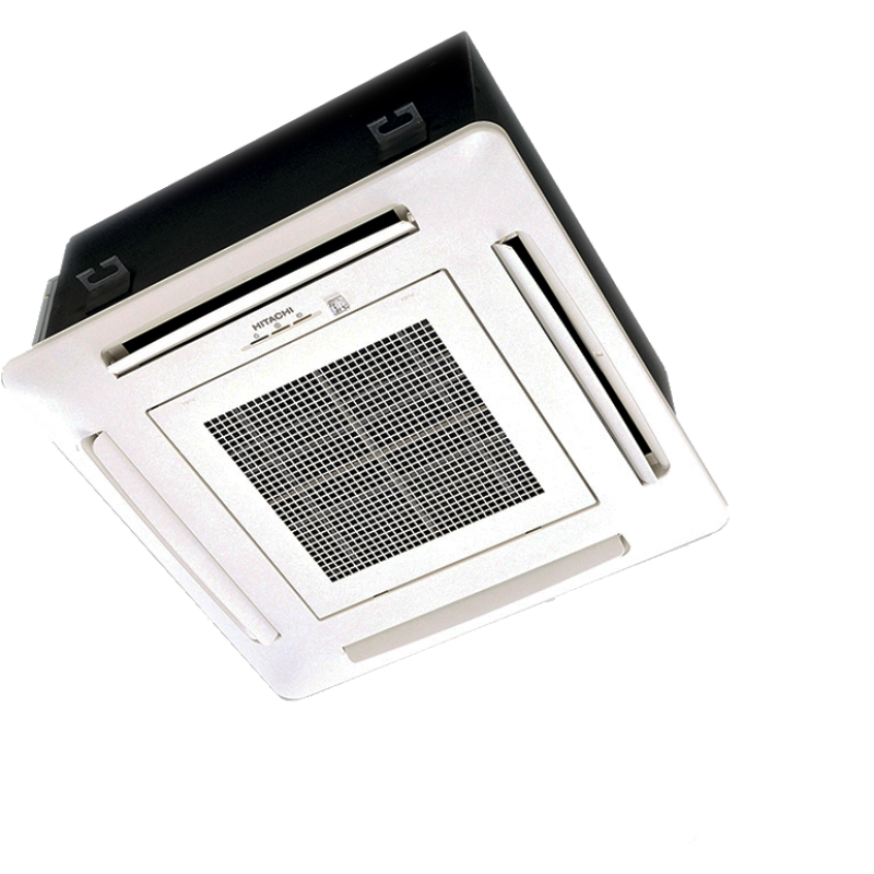 HITACHI MONO CASSETTE RAC-50NPA/RAI-50RPA/RAIECPP сплит-система кассетная инверторная