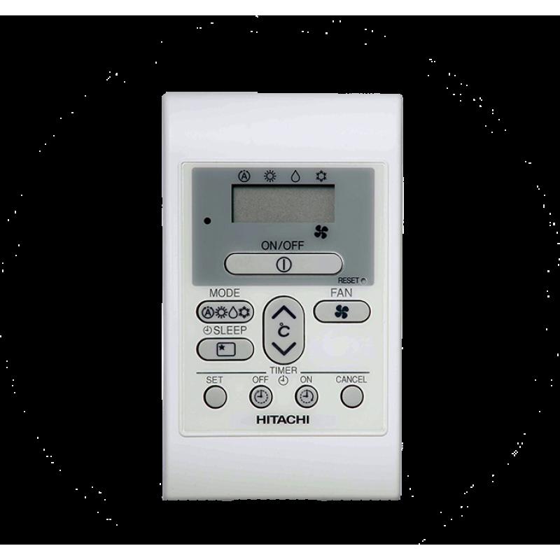 HITACHI MONO DUCT RAD-50PPA/RAC-50DPA сплит-система канальная инверторная