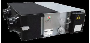 Royal Clima SOFFIO Primo RCS-1600-P приточная-вытяжная установка