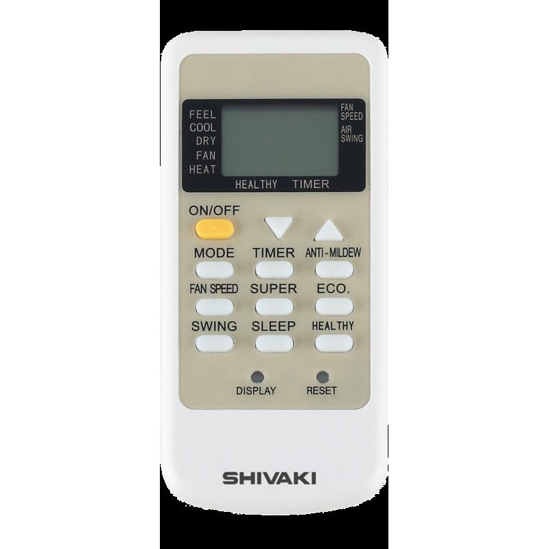 Shivaki PRESTIGE SSH-P127DC/SRH-P127DC сплит-система инверторная