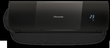 Умная система для комфорта в любом помещении Сплит-система Hisense AS-07HR4SYDDEB Black Star Classic A
